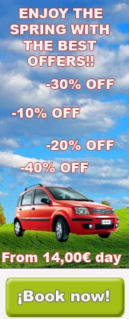 Cheap car Hire  in april