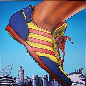 Capital del atletismo y deporte valencia 2011