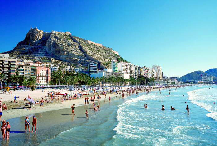 Top attractions in Alicante