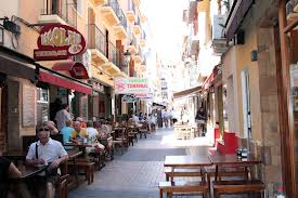 Enjoy Benidorm, visit the Old Town