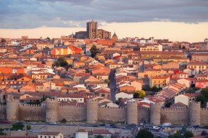 Ávila copia