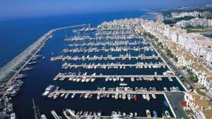 Marbella- puerto deportivo