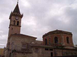 iglesia de santiago en villena